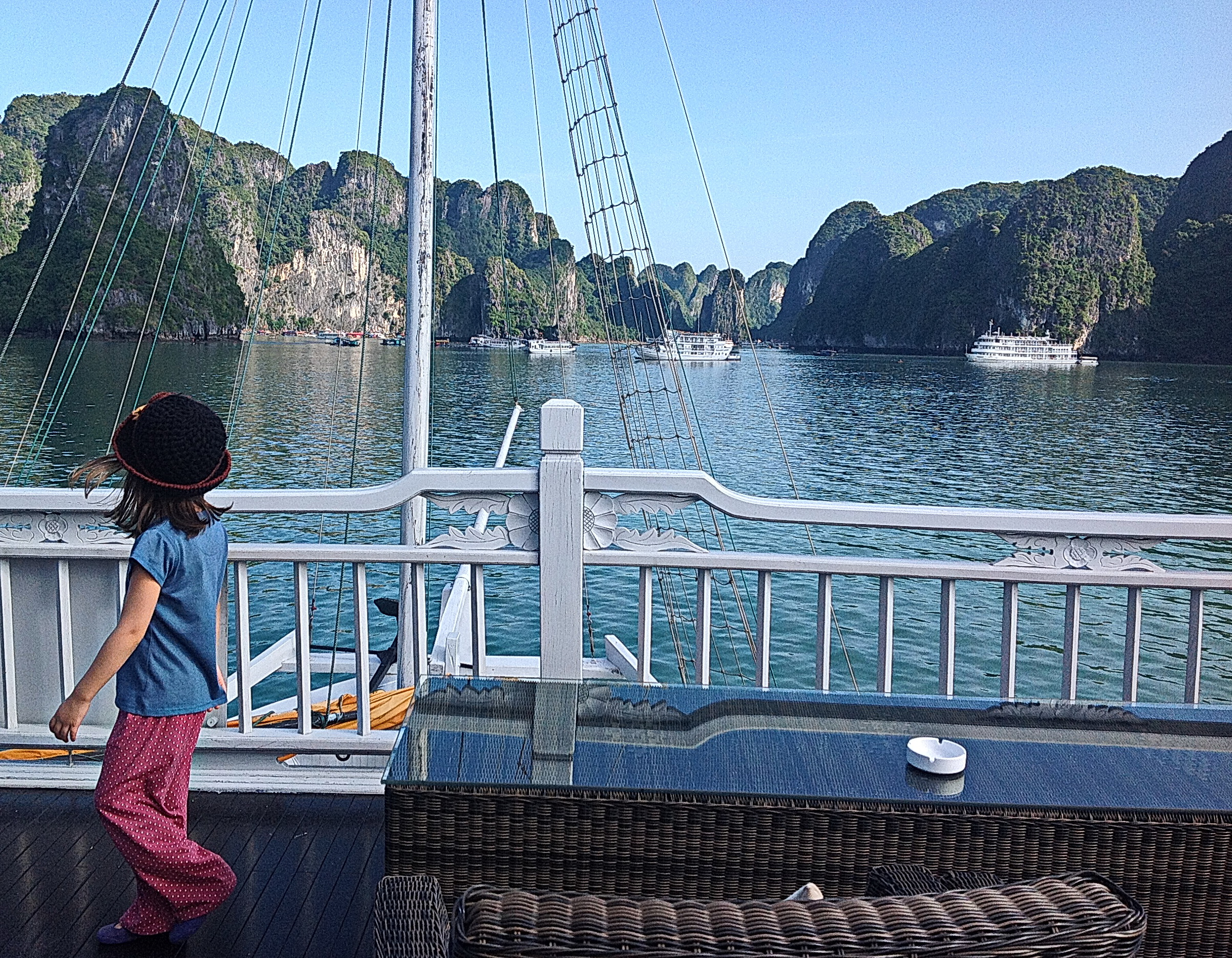 Karsts of Halong Bay