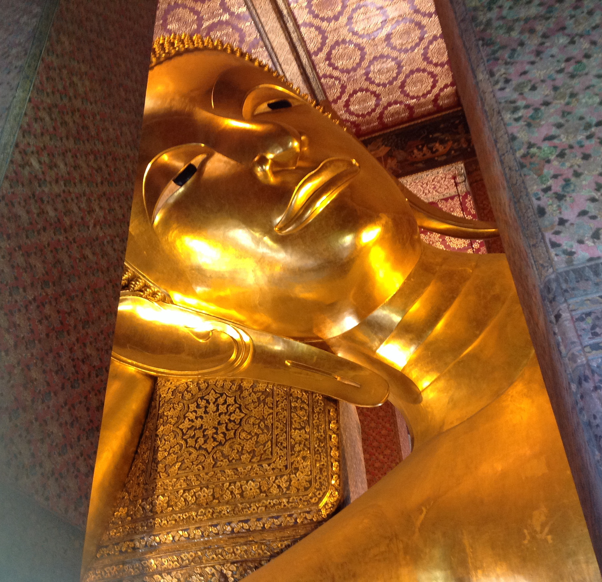 Wat Pho, the birthplace of Thai massage