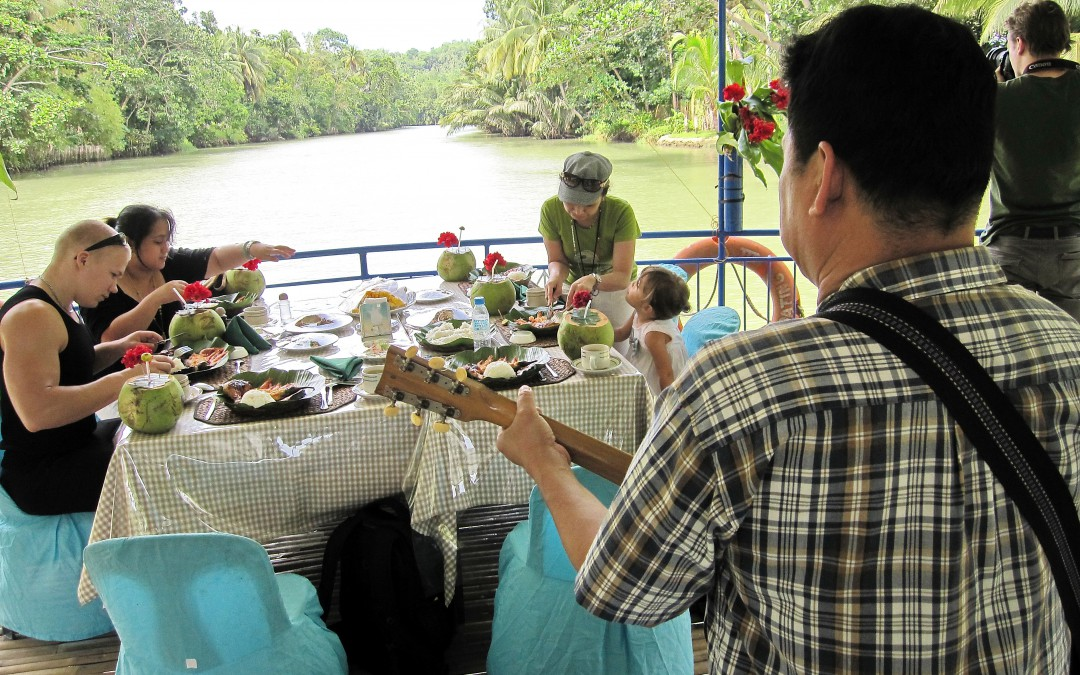 Serenade on Loboc River