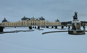Drottningholm is the private residence of the Swedish Royal family. A part of it is open for the public to see.