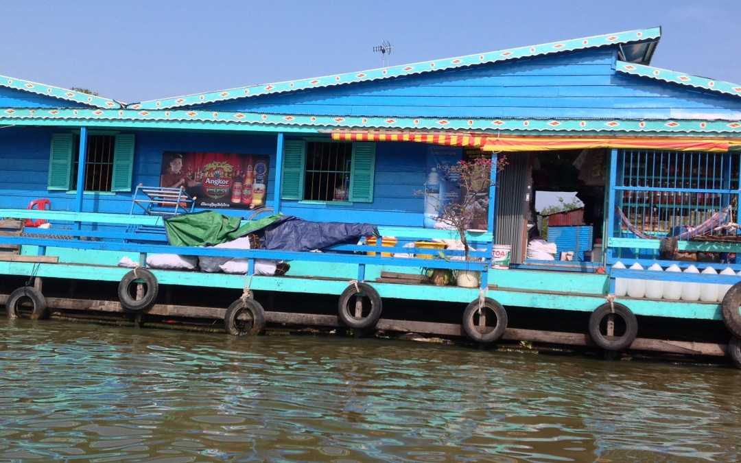 At Chong Kneas Floating Village