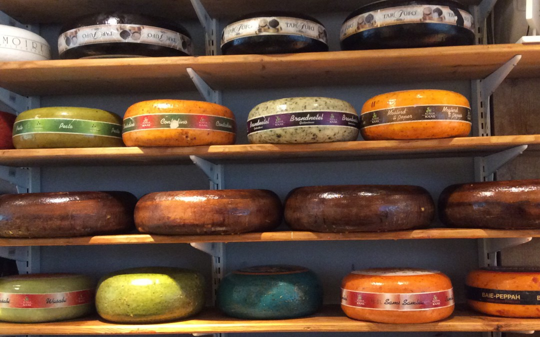Daily cheese museum visit