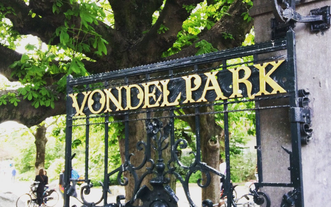 Short at Vondelpark