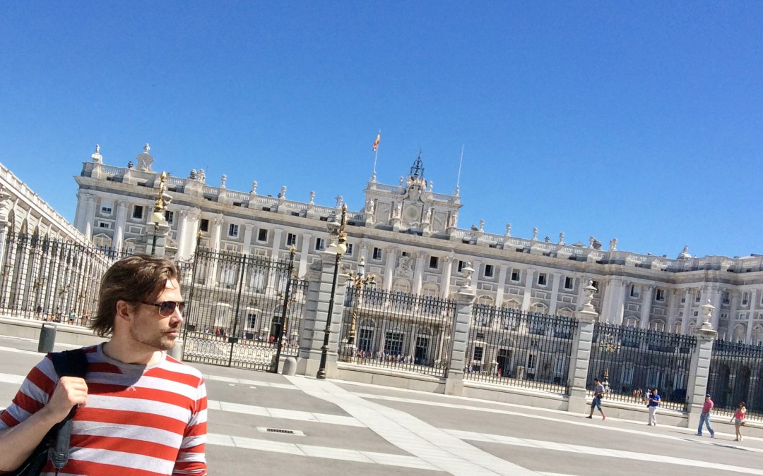 Palacio Real and the scandals of Spanish royalty
