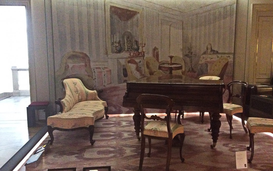 A museum filled with Chopin